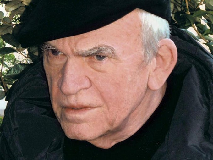 Milan Kundera im Jahr 2005 in Madrid. /efe/epa/dpa