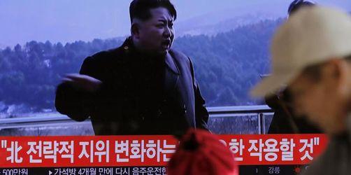 Nordkorea meldet bedeutenden Test auf Satellitenstartgelände