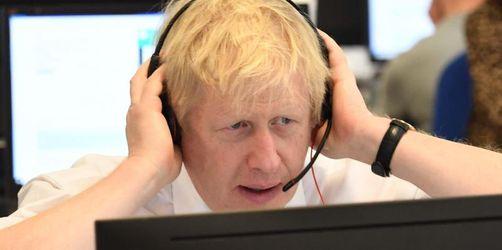 Endspurt vor der Wahl: Boris Johnson kämpft «um jede Stimme»
