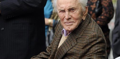 Kirk Douglas wird 103 Jahre