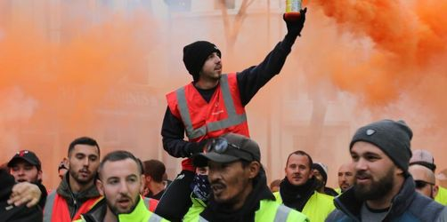 Wieder Streiks gegen Macrons Rentenreform erwartet