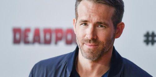 Ryan Reynolds legt ungewollten Stunt hin