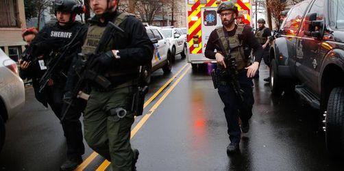 Mehrere Tote nach Schüssen in Jersey City