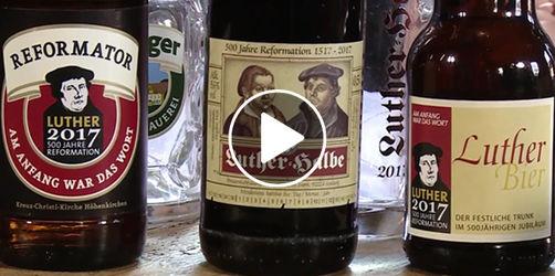 Luther-Biere: Im Jubiläumsjahr gibt's in Bayern spezielle Biersorten