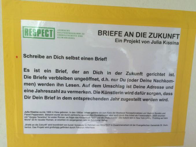 Briefe An Die Zukunft Antenne Bayern
