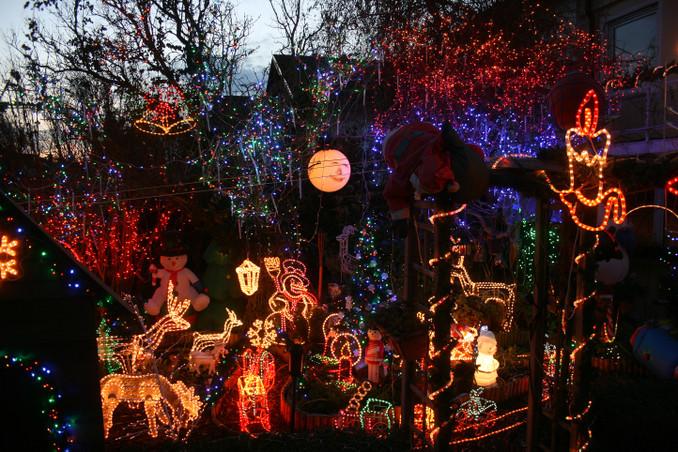Weihnachtshaus Olching