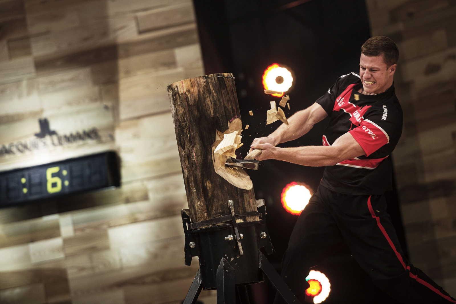 Stihl Timbersports (dpa)