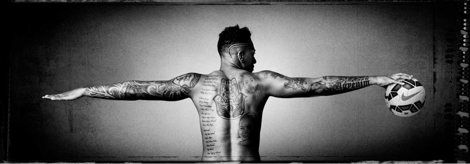 EM 44: Das crazy Tattoos der Fußball-Stars | ANTENNE BAYERN - Fussball Tattoos