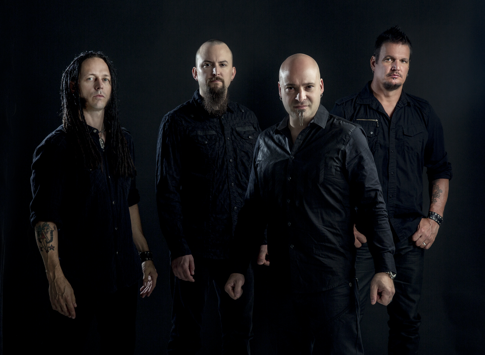 Disturbed 2015 | Foto: Travis Shinn