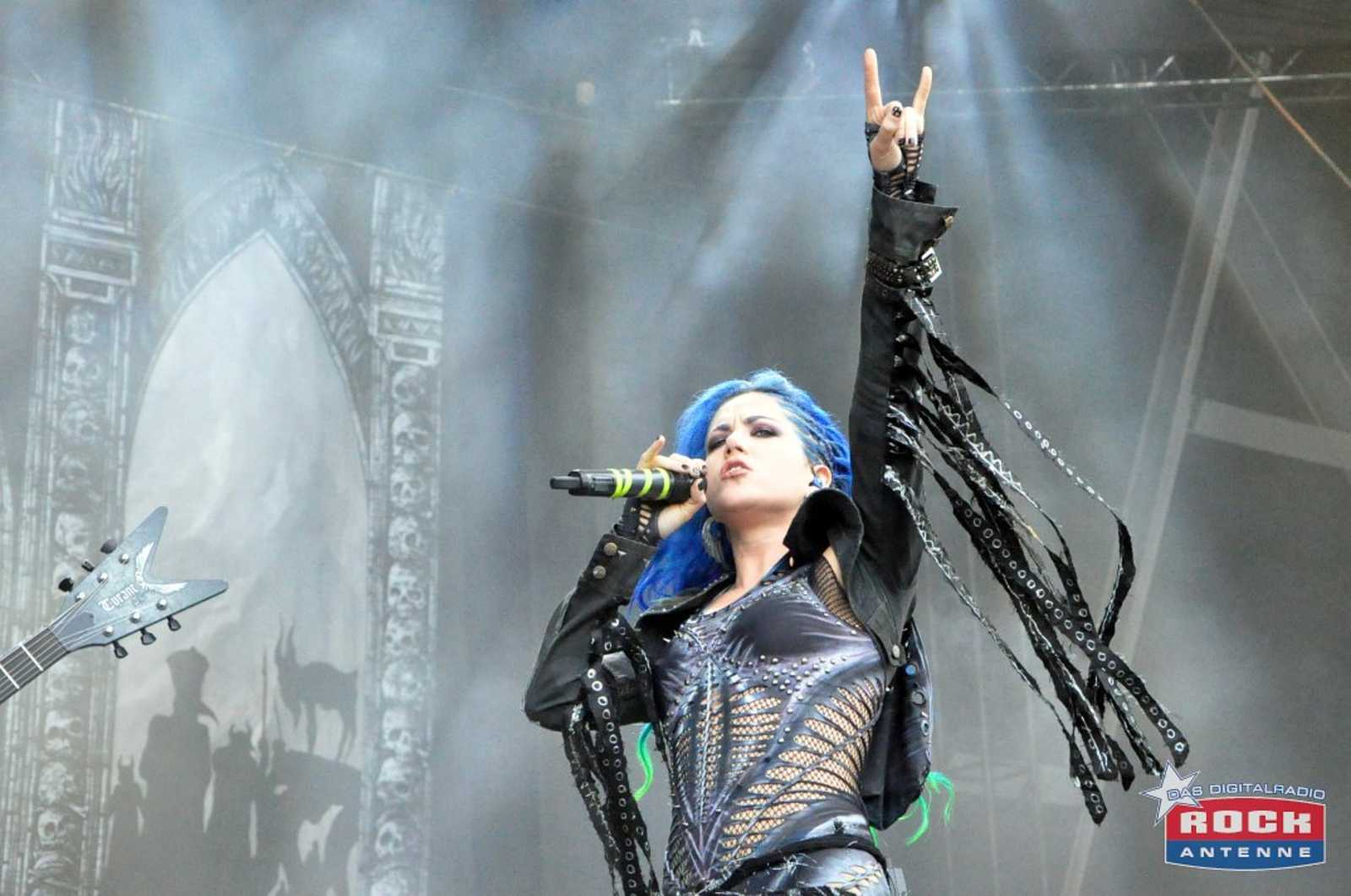 Arch Enemy | Summer Breeze 2016