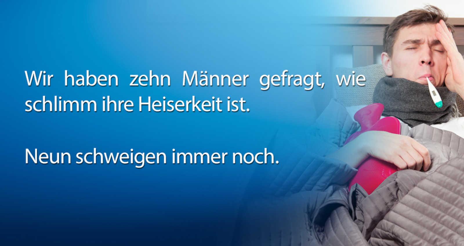 """""""Heiserkeit"""""""