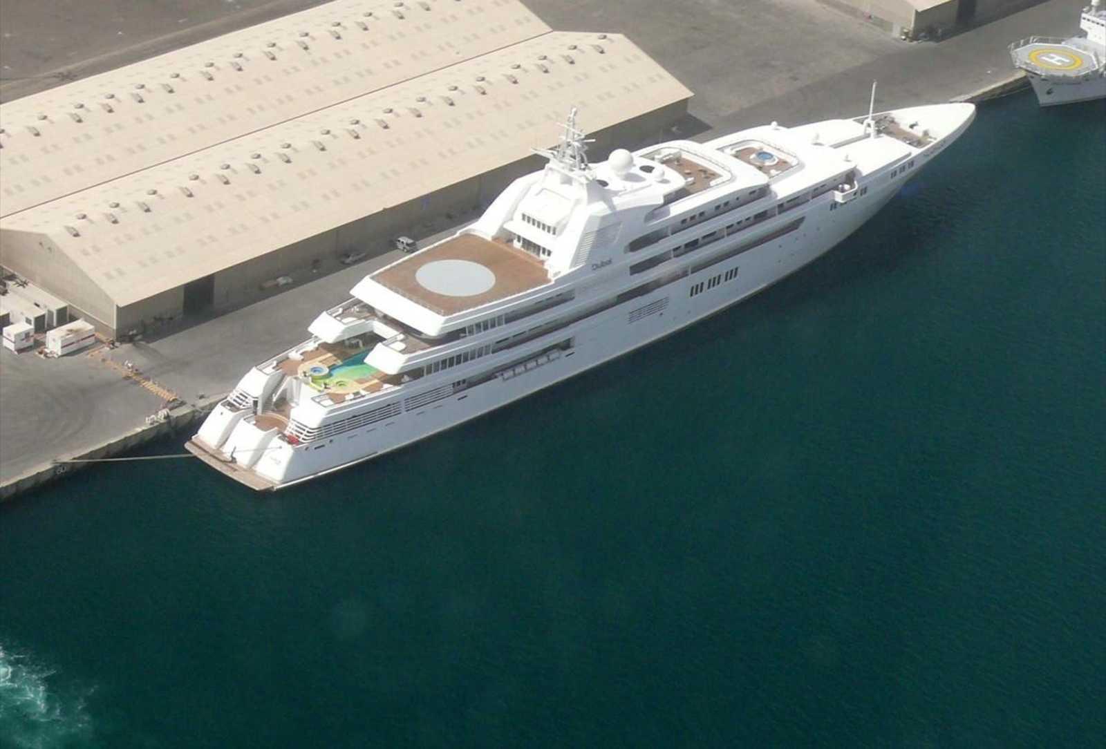 Teuerste yacht der welt  Luxus auf dem Wasser: Die 10 teuersten Yachten der Welt | ANTENNE ...