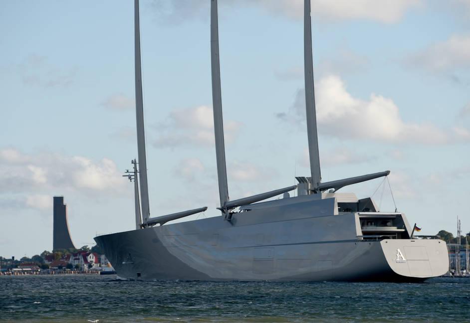 Luxus segelyachten hersteller  Luxus auf dem Wasser: Die 10 teuersten Yachten der Welt | ANTENNE BAYERN