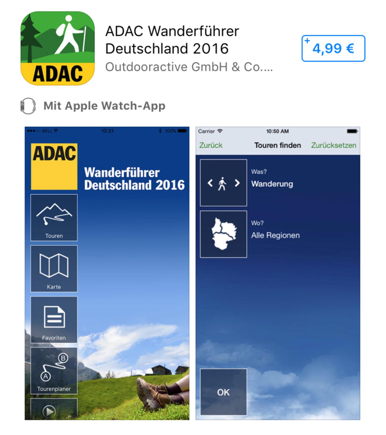 Die besten Wander-Apps für ganz Bayern | ANTENNE BAYERN