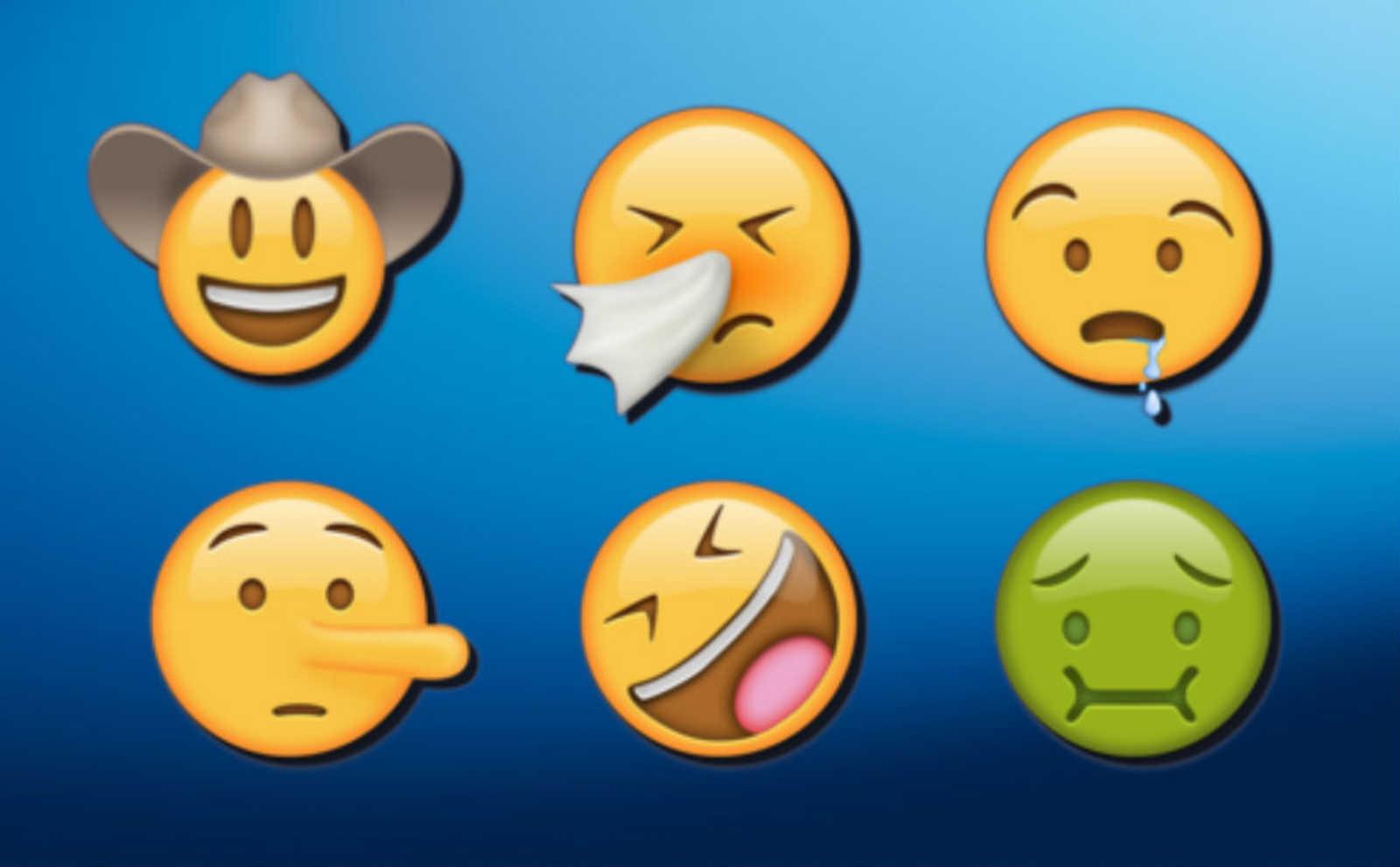 Neue Emojis Jetzt Auch Für Android Endlich Kommen Facepalm Bacon