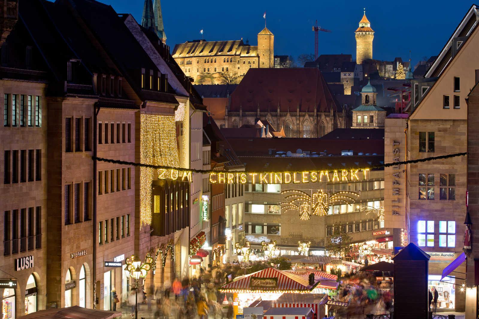 Weihnachtsmarkt Fürth.Fürth Weihnachtsmarkt Auf Der Fürther Freiheit öffnet Seine Pforten