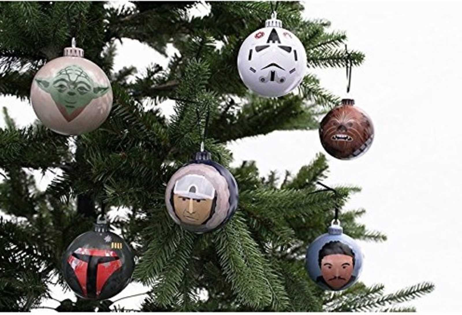 star wars christbaumkugeln