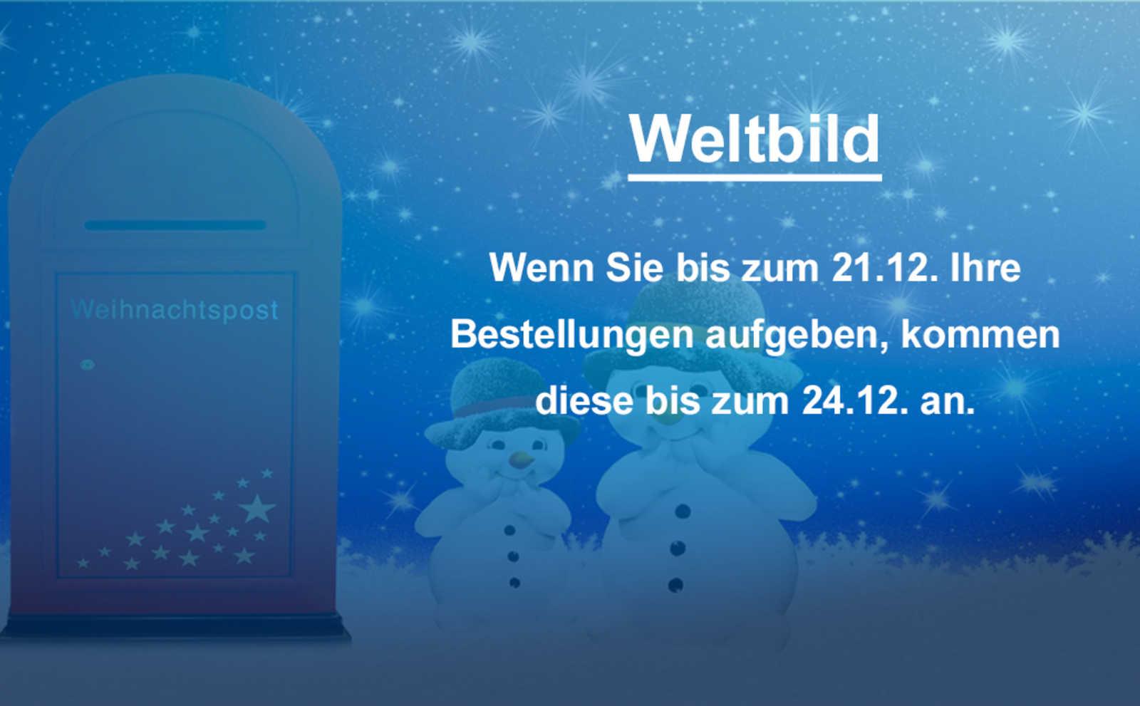 Weltbild Weihnachtskarten.So Kommt Ihre Weihnachtspost Garantiert Rechtzeitig An Antenne Bayern