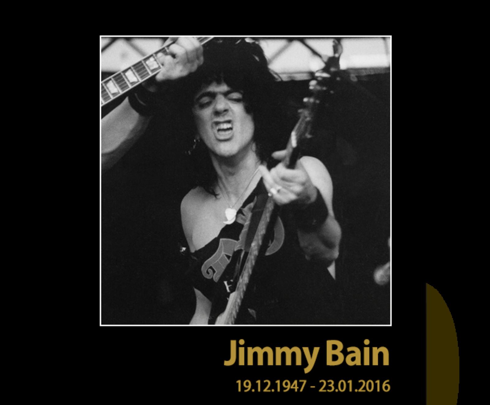 Jimmy Bain
