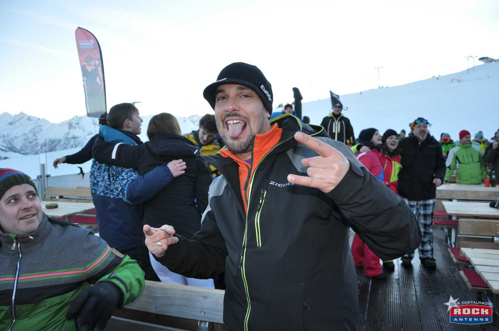 ROCK THE MOUNTAIN Gerlos, 21.01.2017 | ROCK ANTENNE