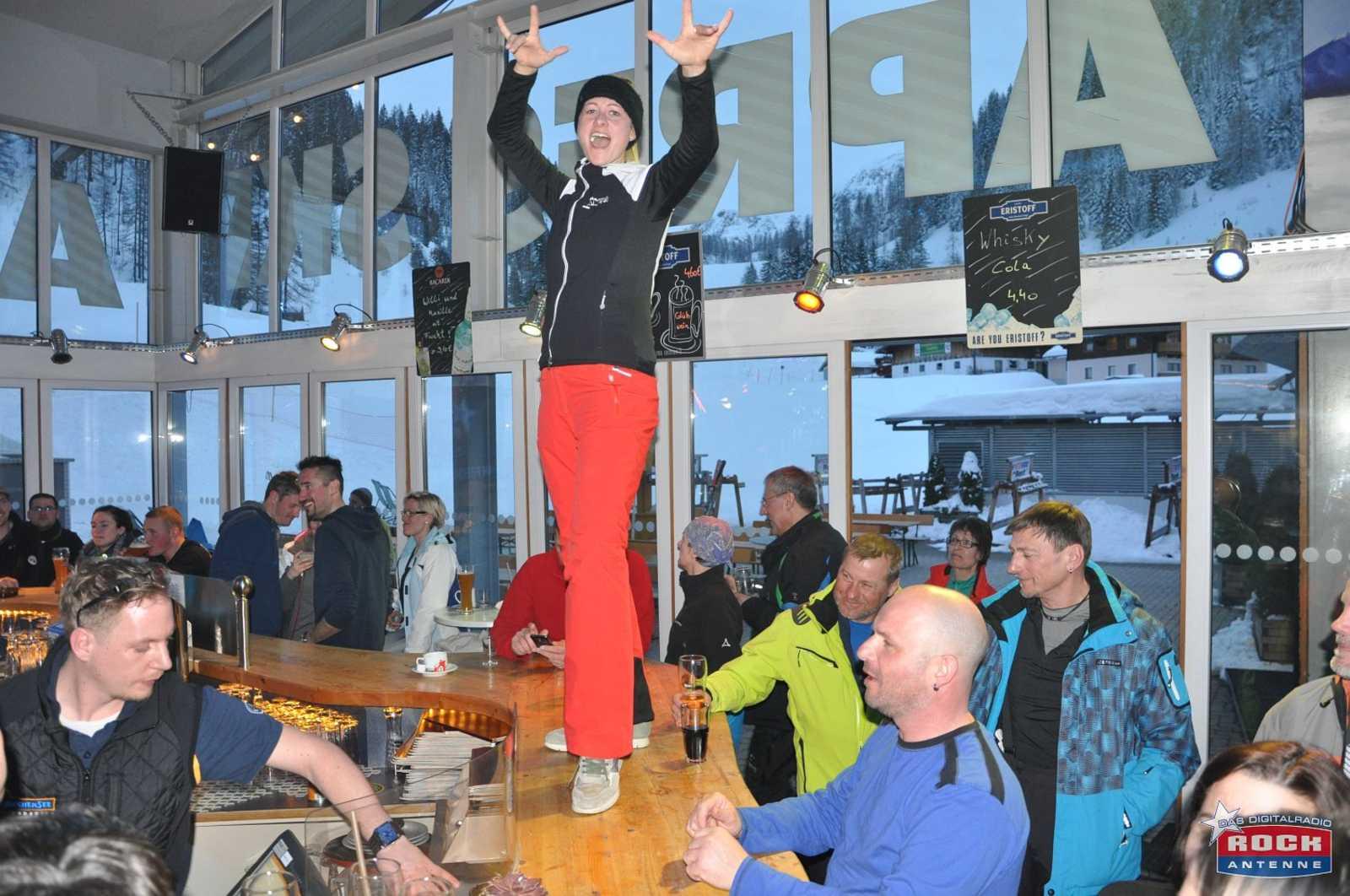 ROCK THE MOUNTAIN Zauchensee, 11.03.2017 | ROCK ANTENNE