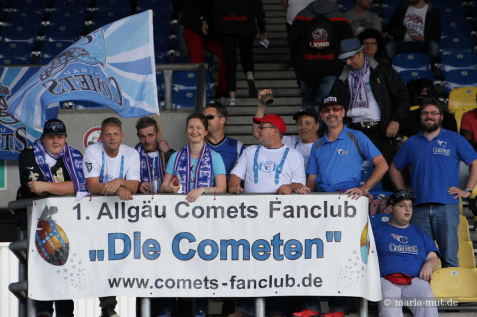 Marla Mut / Allgäu Comets