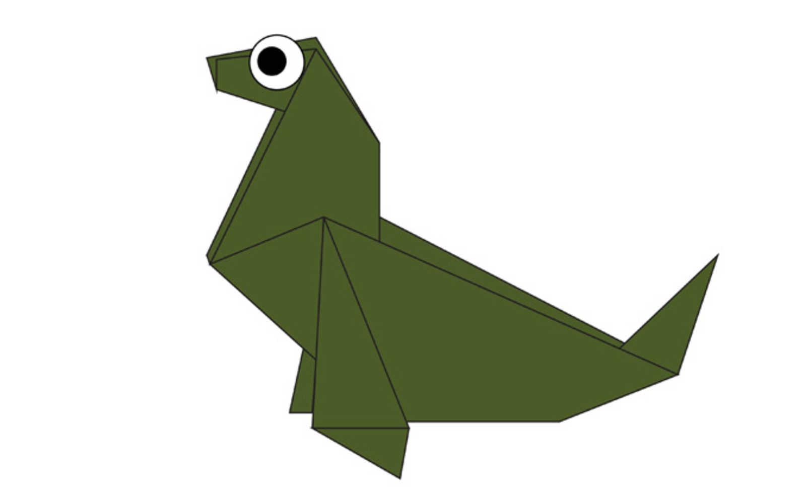 Bekannt Bastelideen: Origami-Tiere - Basteln Sie Ihren kleinen Zoo DK99