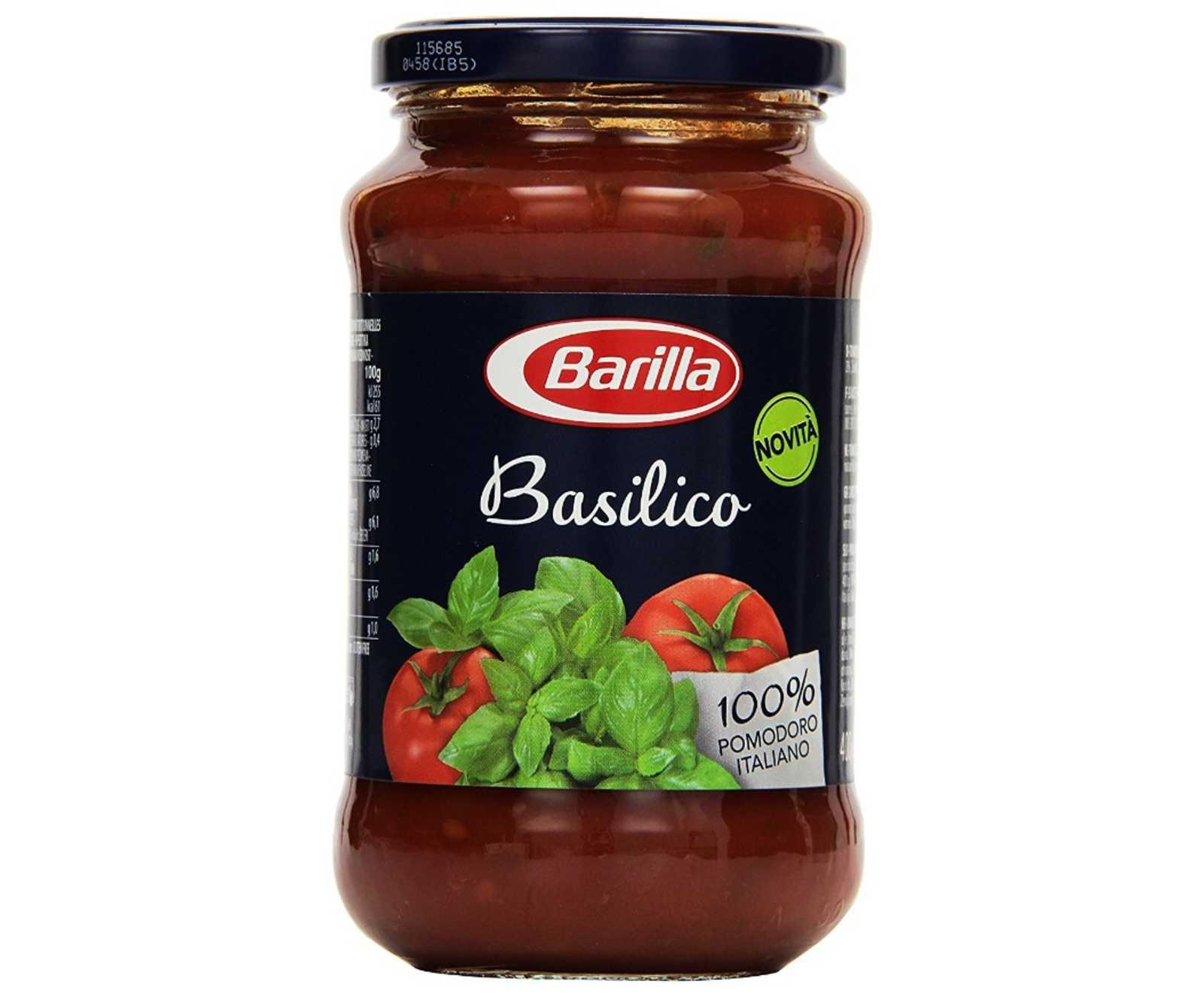 Fertige Tomatensoßen