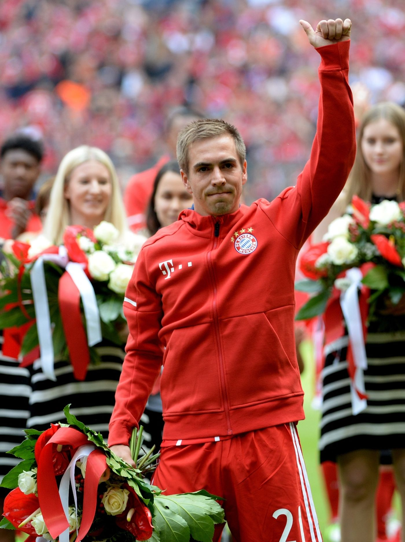 Lahm Abschied