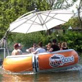 Neues Barbecue-Vergnügen in Schweinfurt: Auf dem Main schwimmen ...
