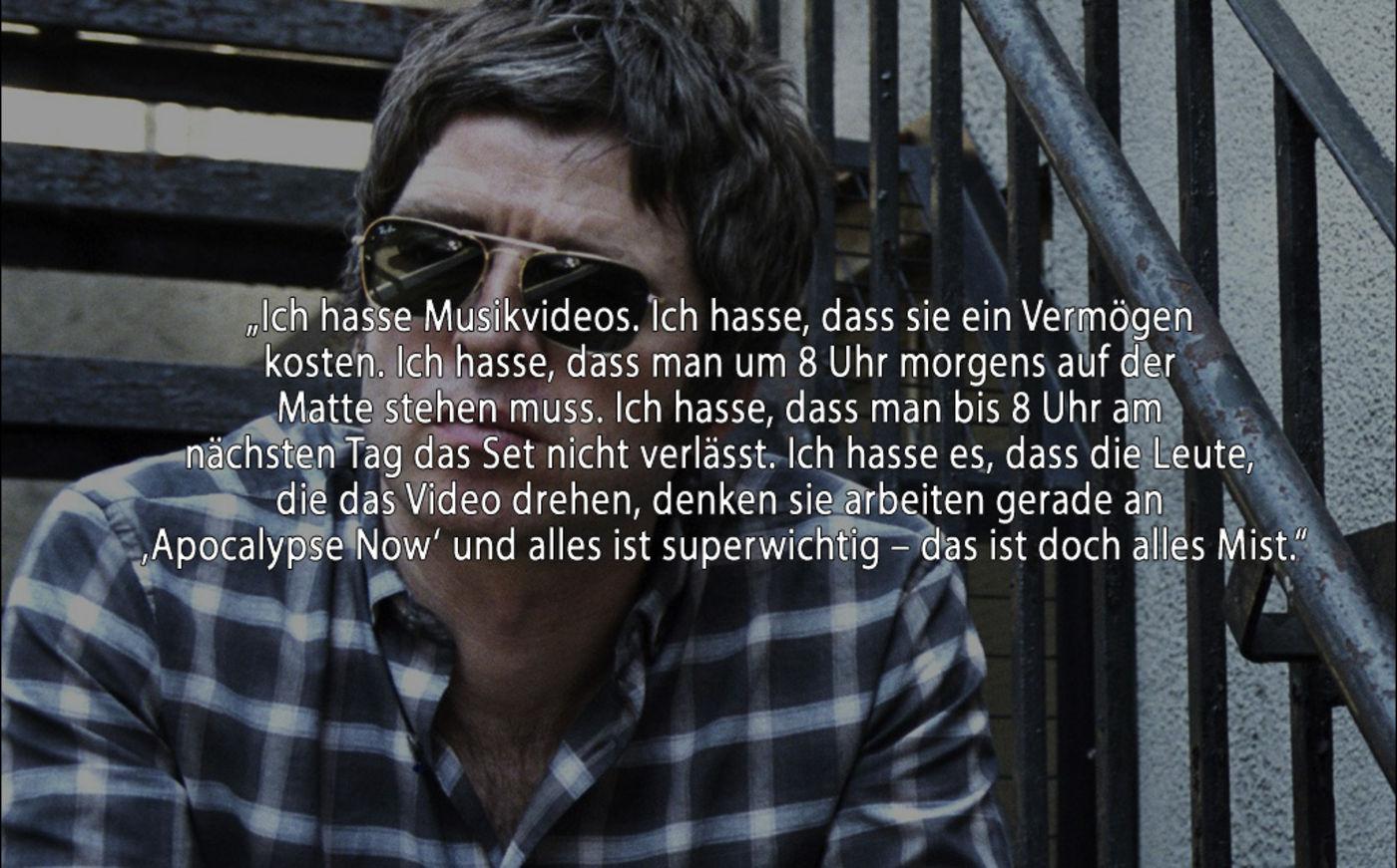 Zum 50 Geburtstag Noel Gallaghers Beste Spruche Rock Antenne