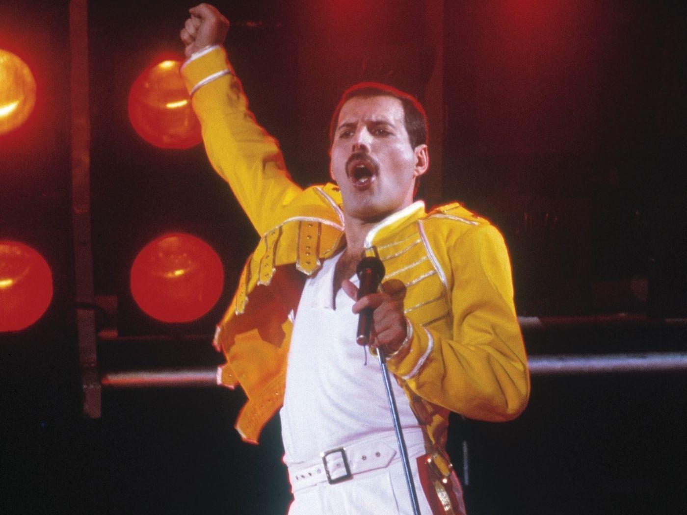 Konzert Antenne Mit QueenRock Freddie Letztes MercurySein DHIE29
