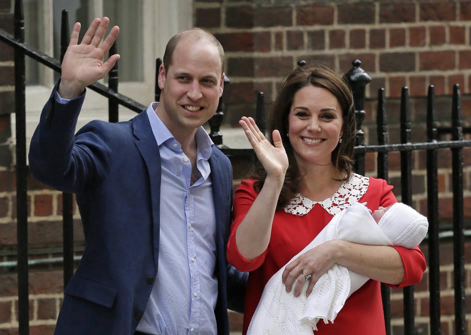 Der Name Ist Raus So Heißt Das Dritte Baby Von Kate Und William
