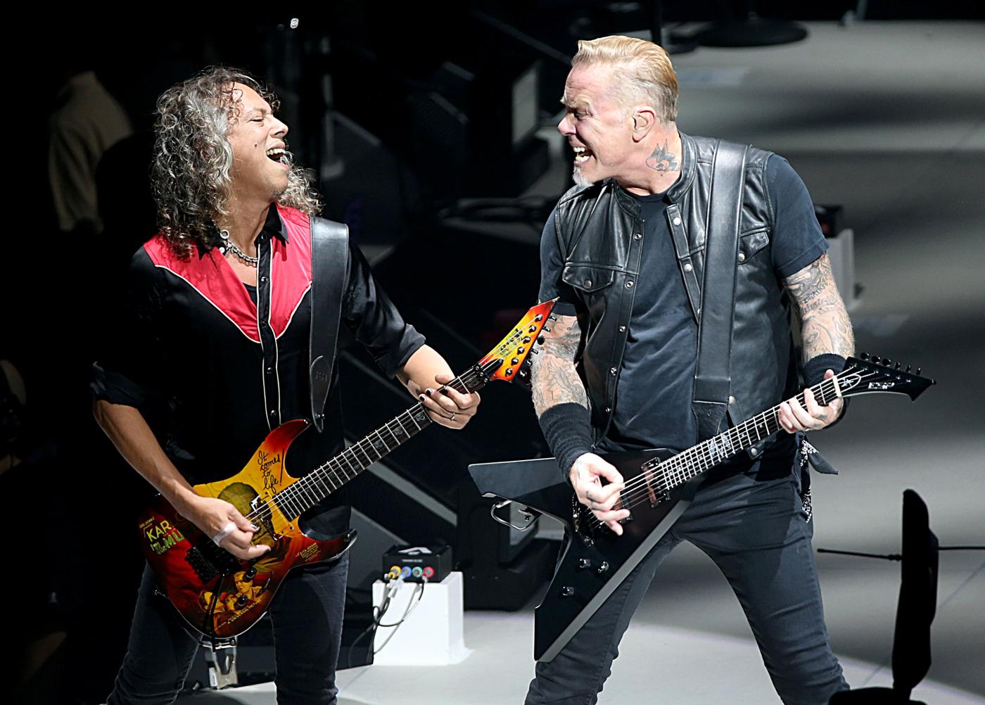 Metallica veröffentlichen Live-Video vom Köln-Konzert   ROCK