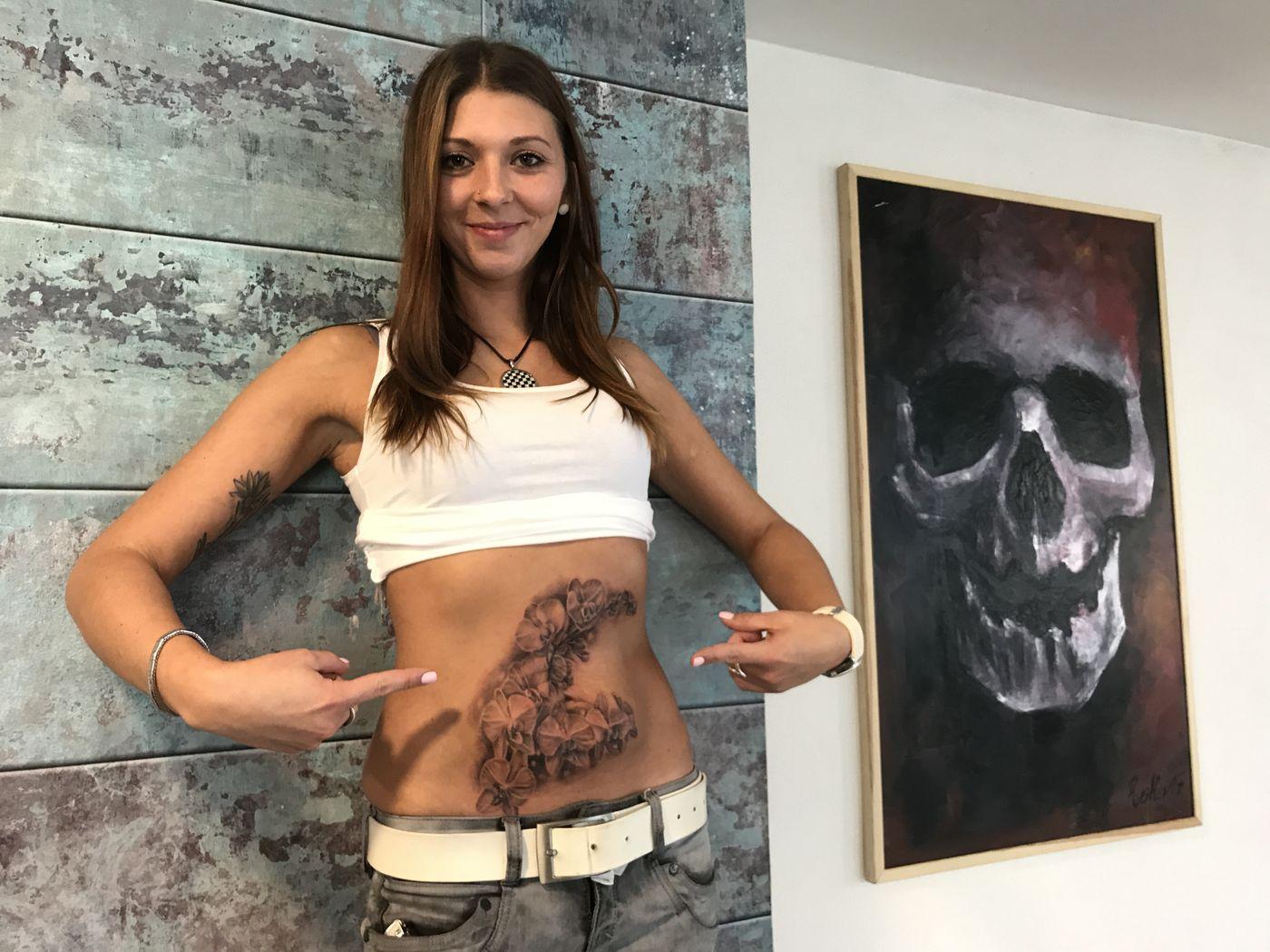 Tattoo Nach Schwangerschaft