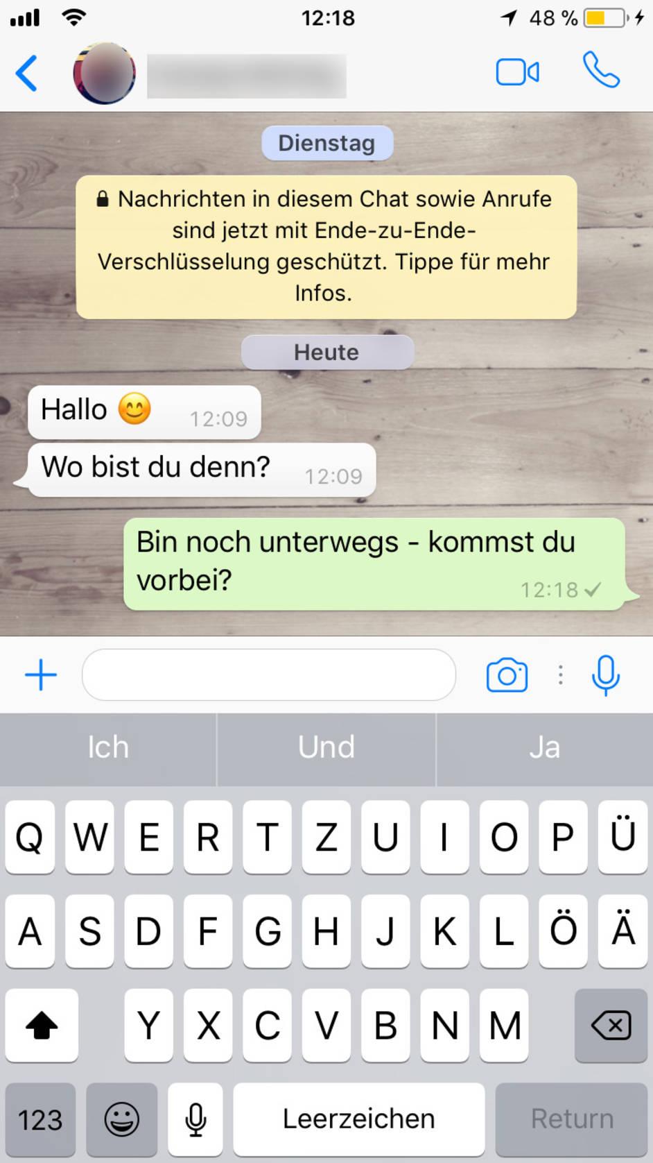 Whatsapp Live Standort Das Ist Der Haken An Der Neuen