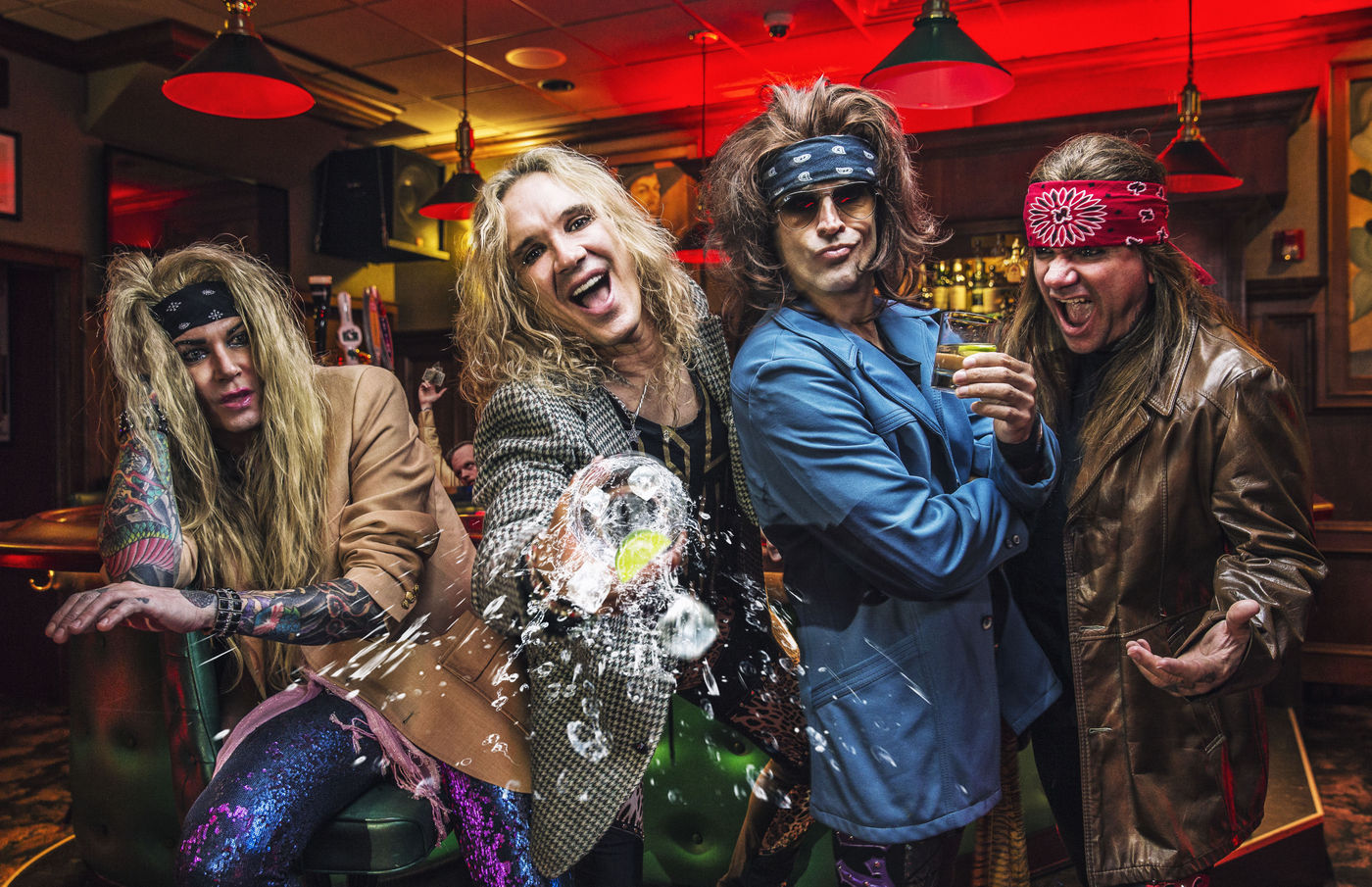 Steel Panther Tour Support