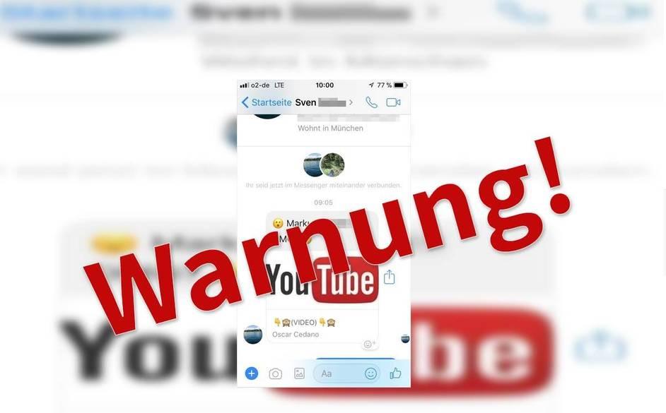 Neue Facebook Abzocke: Vorsicht vor diesen Youtube-Links | ANTENNE ...