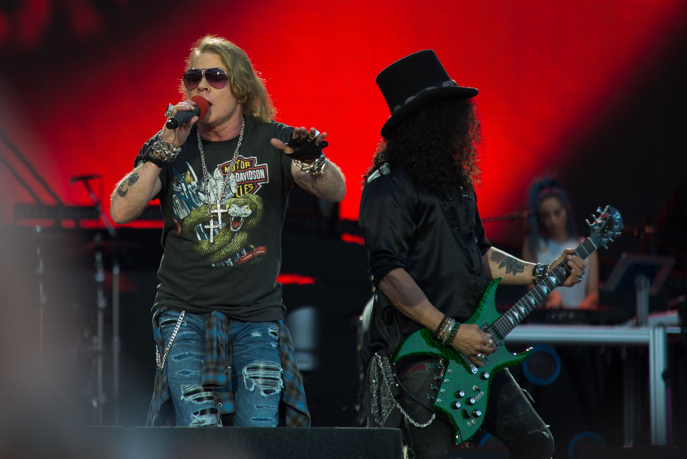 Happy Birthday Axl Rose Unser Guns N Roses Special Rock Antenne