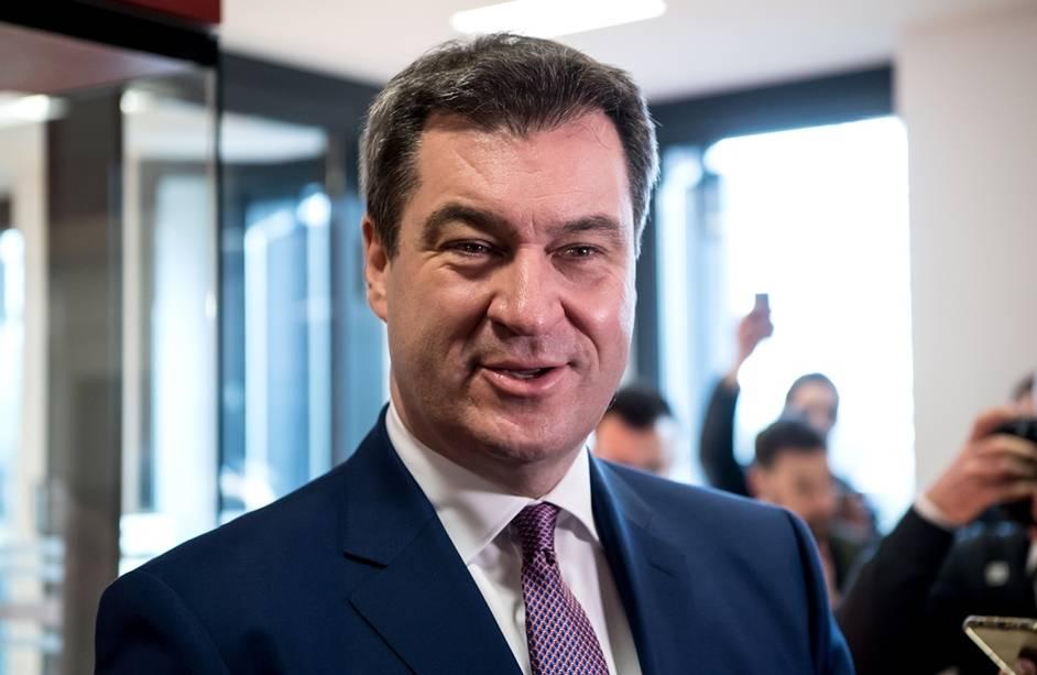 Bayrischer Ministerpräsident