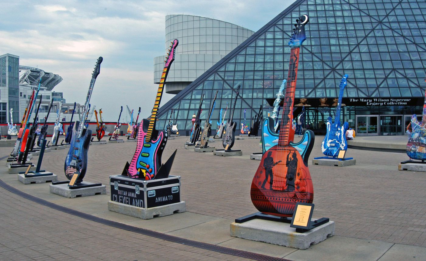 Rock and Roll Hall of Fame - die Highlights der Ruhmeshalle | ROCK ...