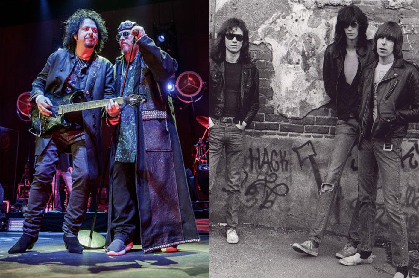 Die Kuriosesten Support Acts Der Rock Geschichte Rock Antenne