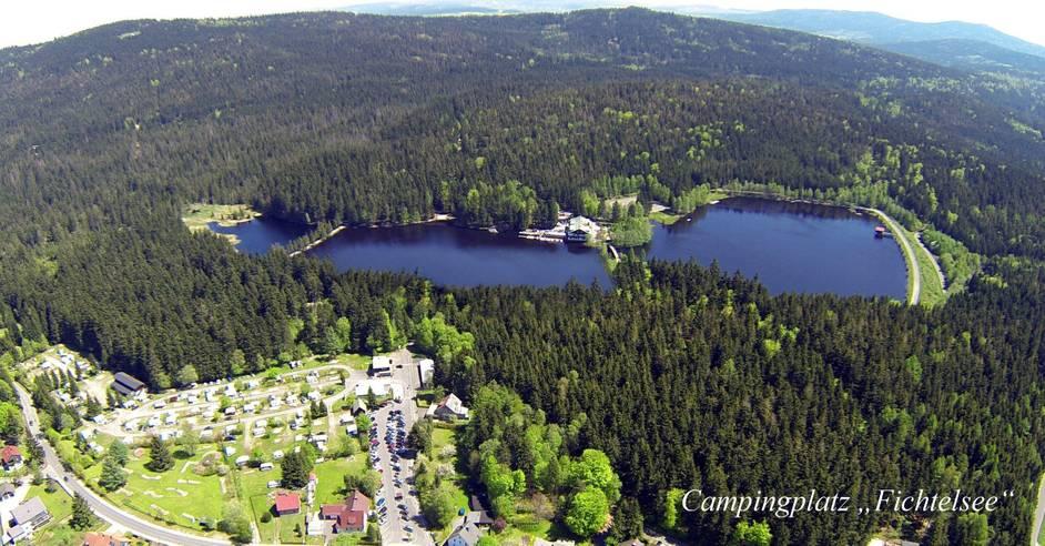 Die Schönsten Campingplätze In Bayern Familienurlaub In Wohnmobil