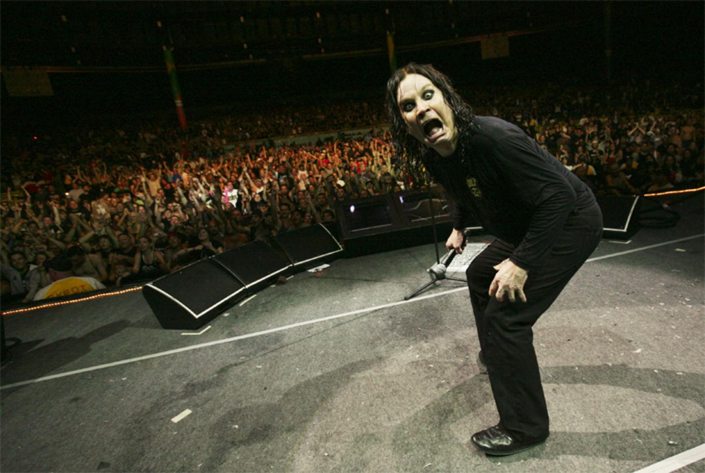 Ozzy Osbourne Mit Special Guest Judas Priest Live Am 05.03