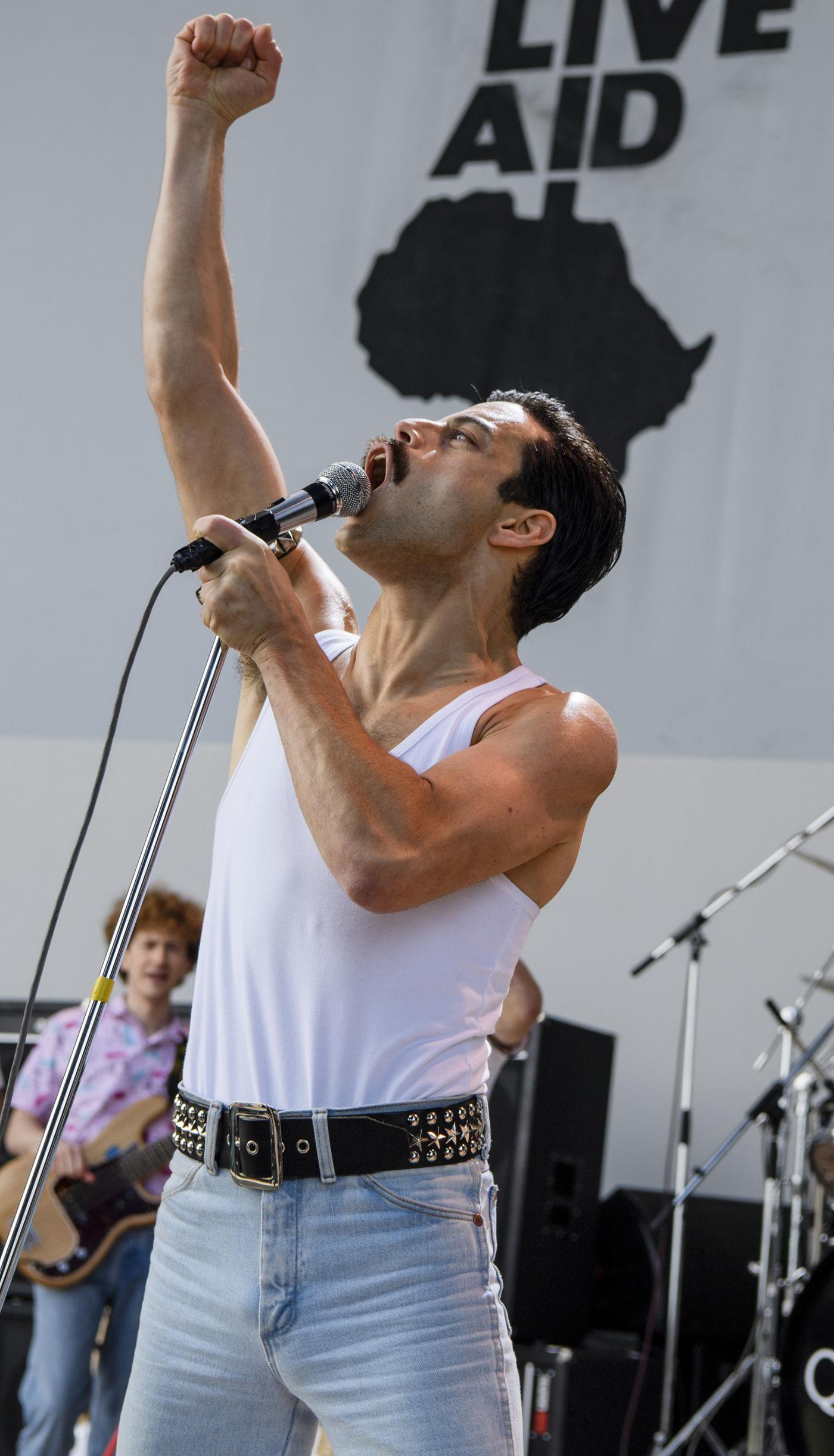 Queen Rami Malek Spricht über Dreharbeiten Zu Bohemian Rhapsody