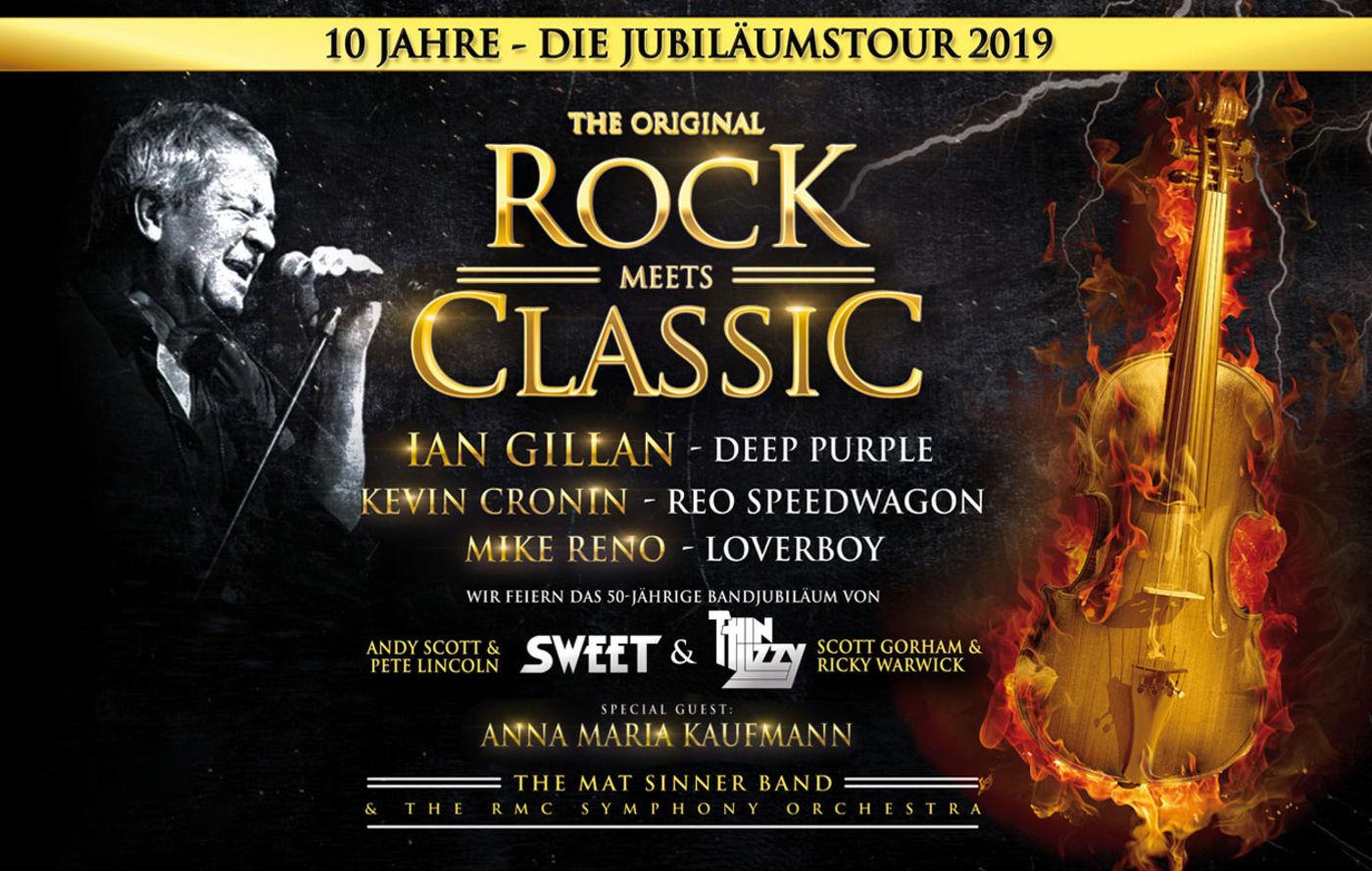 März 2019 Rock Meets Classic Die Jubiläumstour Rock Antenne