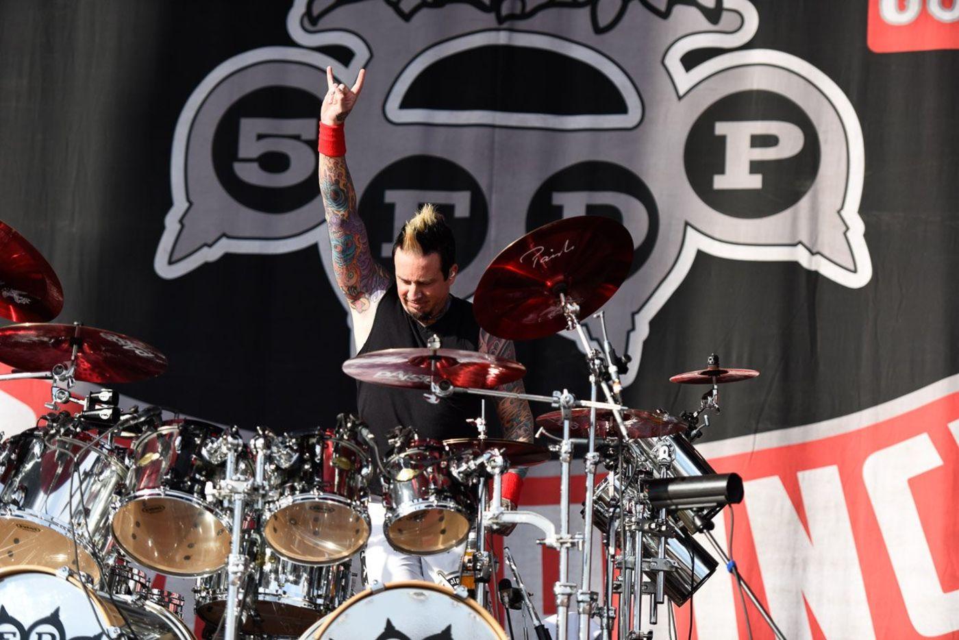 Five Finger Death Punch Drummer Jeremy Spencer Muss Band Verlassen