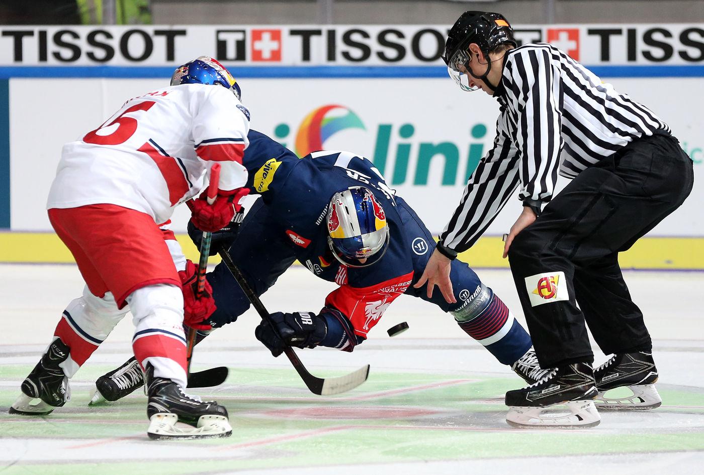 Eishockeyspiel München