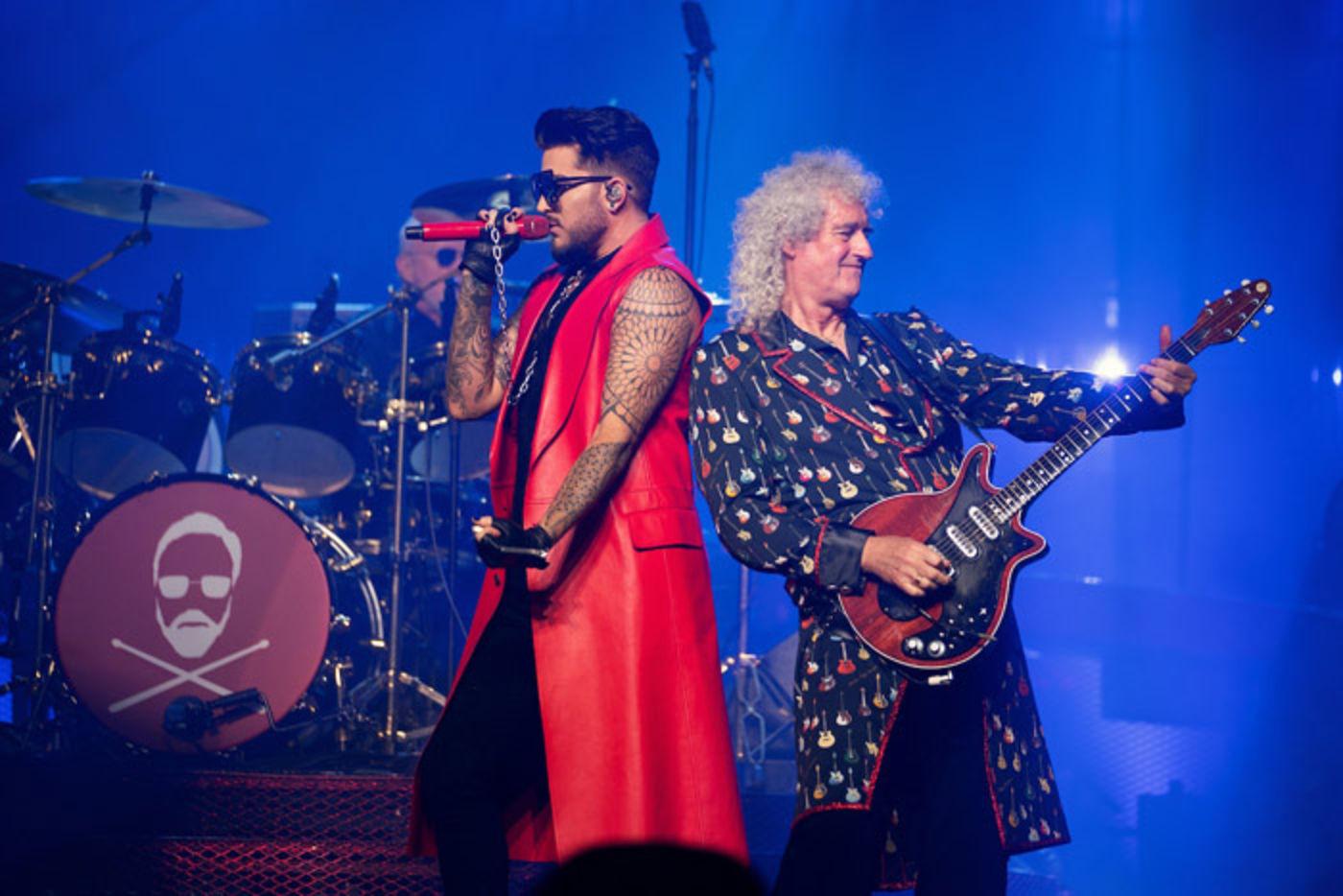 Bohemian Rhapsody Cameo Auftritt Von Queen Sänger Adam Lambert