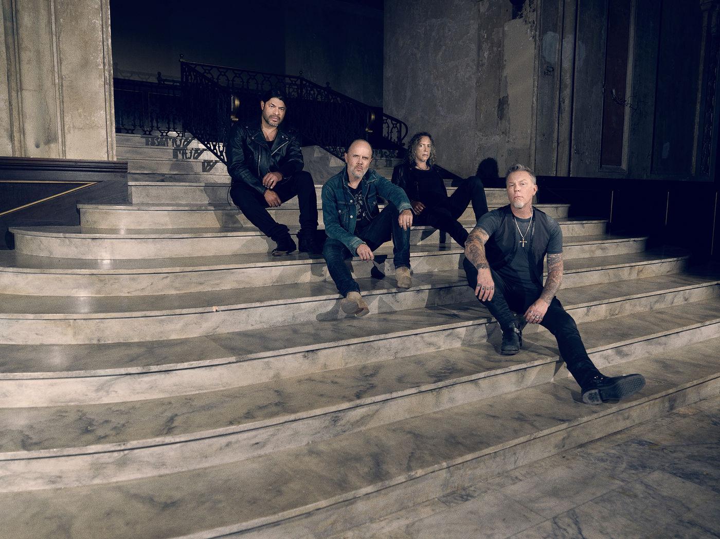 Metallica Balladen